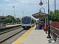 20080603 30 NJT Camden Trenton Light Rail @ Burlington South station (35108228126).jpg