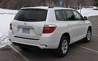 Toyota Highlander Wiki >> Toyota Highlander Wikipedia