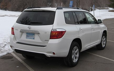 Toyota Highlander Car Seat Installation