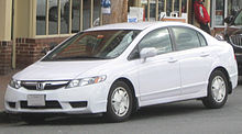Superior 2009u20132011 Honda Civic Hybrid (US)