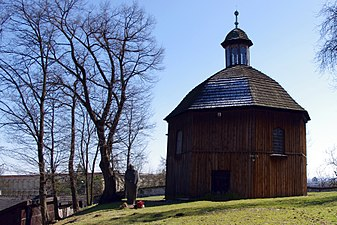20110327 Chapel of SS. Margaret and Judith in Krakow 8071.jpg