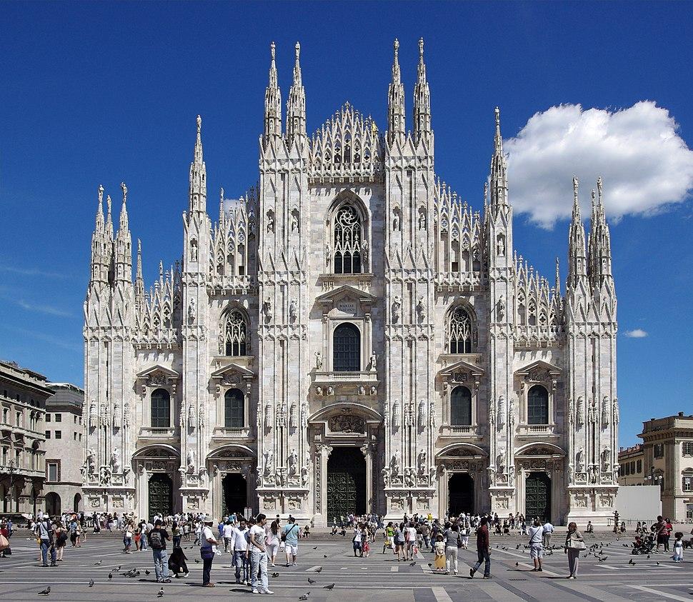 20110724 Milan Cathedral 5260