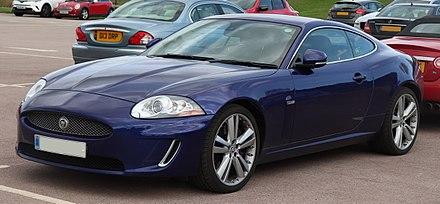 Jaguar XK (X150) - Wikiwand