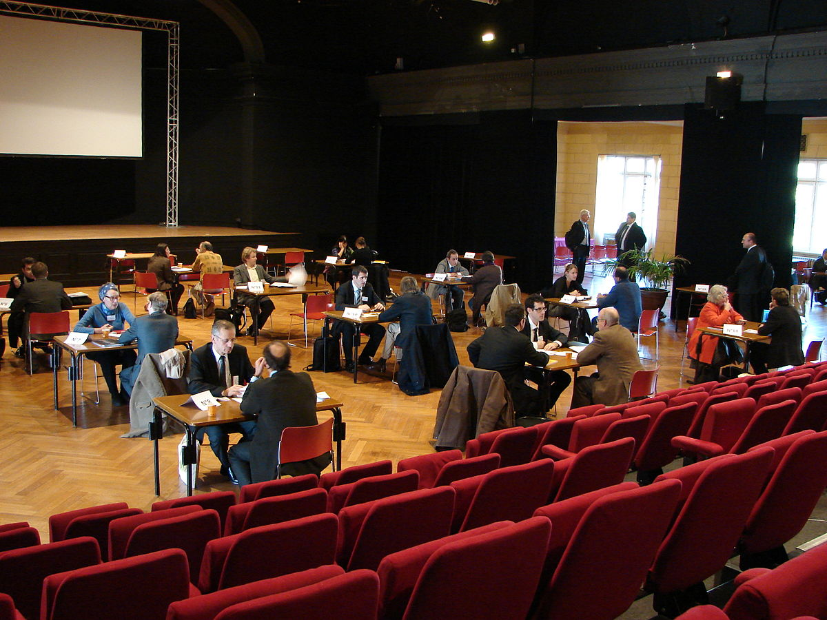 Speed dating wikipedia