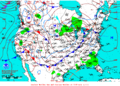 2012-02-27 Surface Weather Map NOAA.png