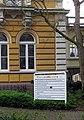2012-04-10 Bonn Weberstrasse 59a Haus der Kultur Schild.jpg
