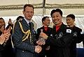 2012. 7. 공군 블랙이글스, 와딩턴 국제에어쇼 최우수상 수상 (7492789908).jpg