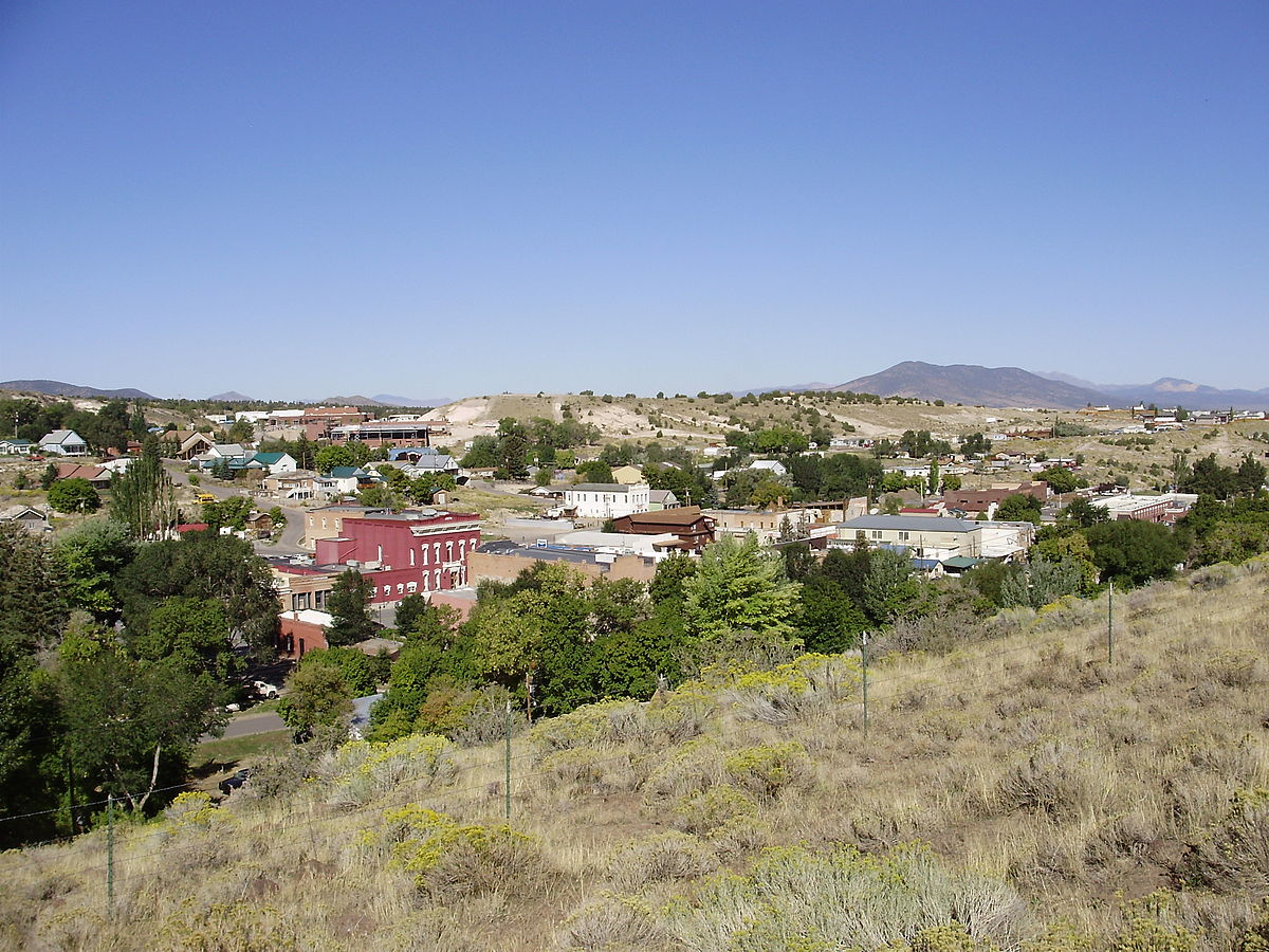 Eureka, Nevada - Wikipedia