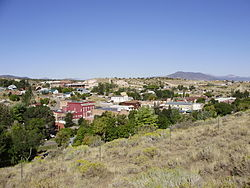 2013-09-19 09 56 20 View of downtown Eureka, Nevada.JPG