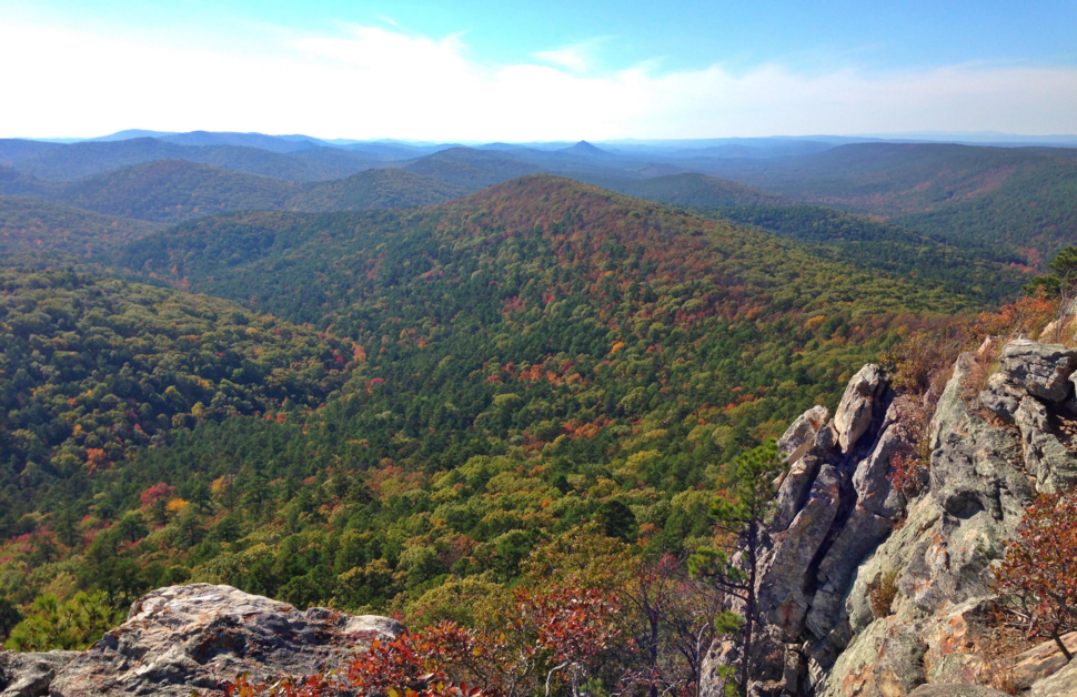 20131103 1407 Ouachita Mountains