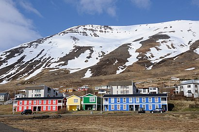 How to get to Fjallabyggð with public transit - About the place
