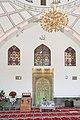 2014 Erywań, Błękitny Meczet, wnętrze (04).jpg