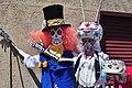 2014 Fremont Solstice parade - Alice-Calavera 01 (14523612173).jpg