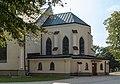 2014 Kościół Wniebowzięcia NMP w Przecławiu 21.JPG