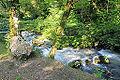 2014 Nowy Aton, Historyczny szlak w kanionie rzeki Psyrccha (10).jpg