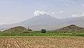 2014 Prowincja Ararat, Widok na Mały Ararat (03).jpg