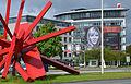 2015-05-01 125 Jahre IG BCE Industriegewerkschaft Bergbau, Chemie, Energie, 30167 Hannover, Königsworther Platz 6.JPG