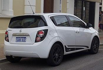 Holden Barina - Wikiwand