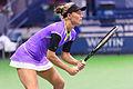 2015 US Open Tennis - Qualies - Kateryna Bondarenko (UKR) (6) def. Ipek Soylu (TUR) (21138979858).jpg