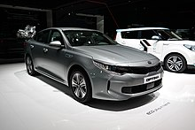 Kia Optima Plug In Hybrid