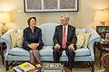 2016-03-22 Senator Amy Klobuchar meets with Merrick Garland 10.jpg