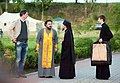 2016-07-22 20-46. Епископ Вениамин (Тупеко) прибыл на фестиваль.jpg