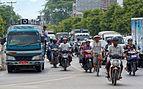 20160729 traffic in Mandalay 5761.jpg