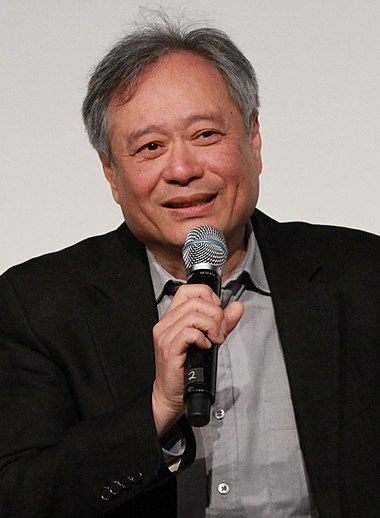Sense and Sensibility was Ang Lee's first feature film outside of Asia. 2016 NAB Show's The Future of Cinema Conference, produced in partnership with SMPTE (26990962775) (cropped).jpg