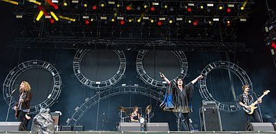 Picture of a band or musician: The Struts