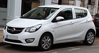 Opel Karl - Vauxhall Viva