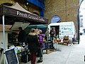 2016 Woolwich, Royal Arsenal farmers market 6.jpg