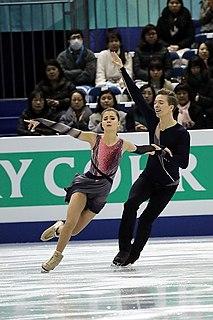 Sofia Shevchenko Russian ice dancer