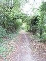 2018-09-12 'The Green' Paston Way footpath, Knapton (1).JPG
