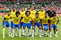 20180610 FIFA Friendly Match Austria vs. Brazil Gruppenfoto Brasilien 850 0016.jpg