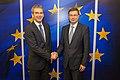 2018 Finanzminister Löger bei Eurogruppe und ECOFIN (24981277867).jpg