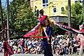 2018 Fremont Solstice Parade - 003-stilters (28548410217).jpg