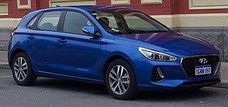Hyundai i30 Motor vehicle