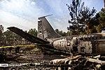 2019 Saha Airlines Boeing 707 crash 15.jpg