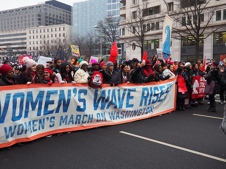 2019 Women's March on Washington, D.C.1191570.jpg