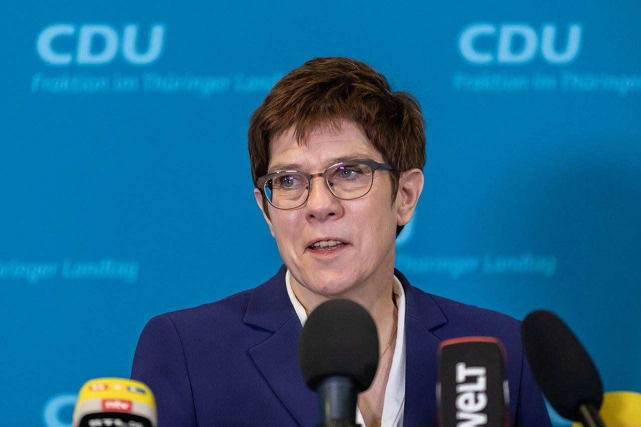 2020-02-07 Thüringer Landtag, Wahl des Ministerpräsidenten, Nachwirkungen 1X7A6970 by Stepro.jpg