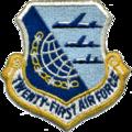 21st Air Force - ETAF - Emblem.png