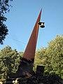 222 Sant Quirze de Pedret, campanar modern.jpg