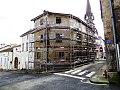 26, rue des Marmouzets - Etat avant retrait de l'enduit du XIXe siècle.jpg