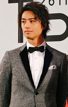 Takumi Saitoh  - 2018 Regular brown hair & Bohemian hair style.