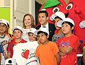 28-12-2011 Alexis Sánchez nuevo embajador de Elige Vivir Sano (6589625349).jpg