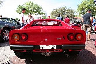 Ferrari 288 GTO - Image: 288celebration 2