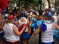 2 On danse avant le départ PVE 2011 P1150128.JPG