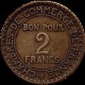 Liste des missions en franc fran ais sous les troisi me for Chambre de commerce de france bon pour 2 francs