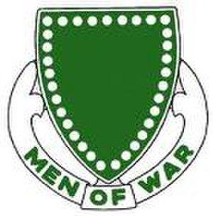 33rd Armor Regiment - Image: 33rd Armor Regiment (insignia)