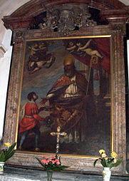 3458_-_Milano_-_San_Nicolao_-_Attr._a_Massimo_Stanzione_(1585-1656),_S._Nicola_di_Bari_-_Foto_Giovanni_Dall'Orto,_6-Mar-2008.jpg